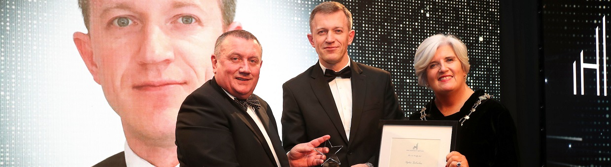 Two in a Row for Sodexo at France-Ireland Business Awards