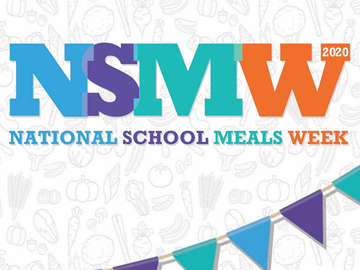 National School Meals Week 2020 logo