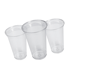 WasteLESS week plastic cups