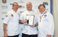 NI chef takes home silver in UK and Ireland competition