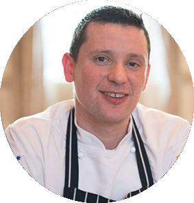 Tom Beauchamp, Head Chef for Scottish venues