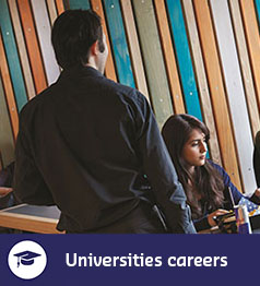 Universities careers