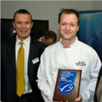 Sodexo chef wins Marine Stewardship Council Recipe of the Year Competition