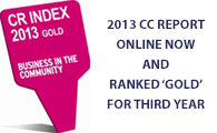 Sodexo ranked 'Gold' in corporate responsibility index for third year