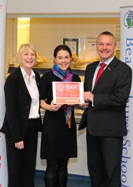 Sodexo bags Bronze at independent school in a first for Scotland