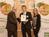 Gold Healthy Eating Award for Sodexo