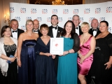 Sodexo success at International Safety Awards 2013