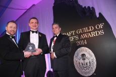 Sodexo Chefs pick up Craft Guild of Chefs Awards