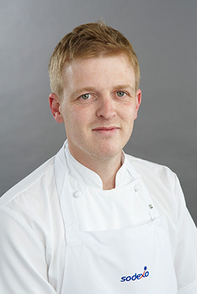 Sodexo Education chef in running for National Chef of the Year award
