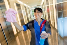 Sodexo supports campaign to improve working conditions for cleaners