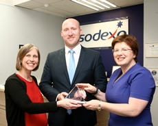 Sodexo Ireland goes Platinum