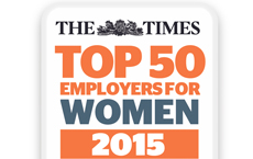 Sodexo named in Top 50 Employers for Women for second year