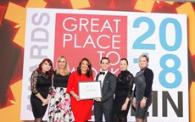 Sodexo named one of the Best Workplaces in Ireland